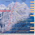 TOPO Klettersteig nord