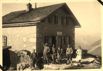 Passauer Hütte Nostalgie